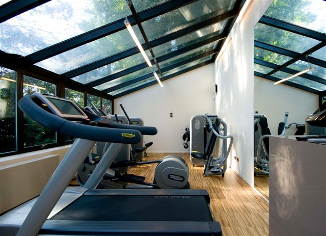 Villa-La-Perla-Gym